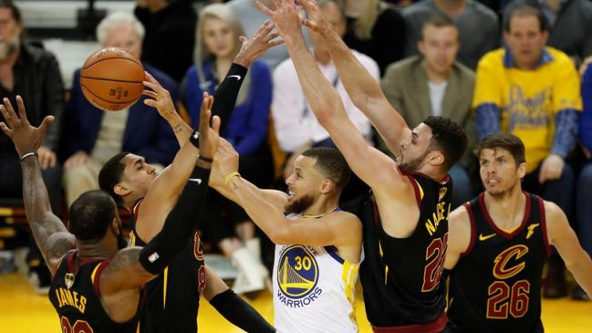 Cleveland Cavaliers buscará descontar en las finales de la NBA ante Golden State Warriors