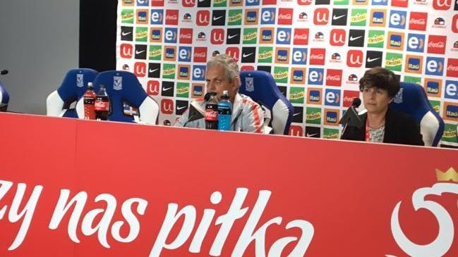 Deportes: Polonia arranca su preparación ante Chile
