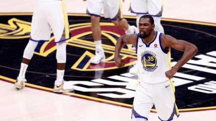 Curry y Durant guiaron a Golden State Warriors a conseguir su sexto título en la NBA