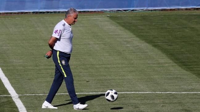 Brasil se alista para enfrentar a Suiza — Previa