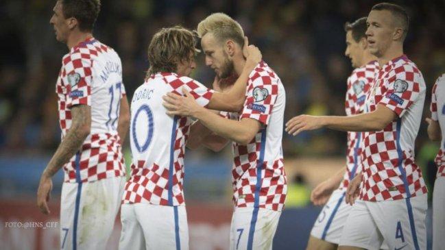 Croacia superó sin inconvenientes a Nigeria