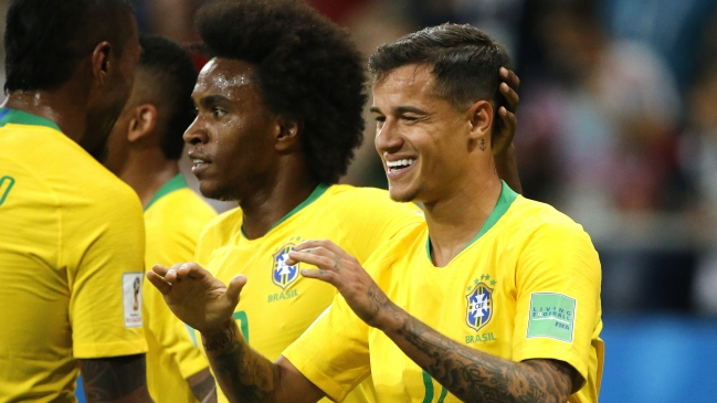 Brasil y Alemania debutan en el Mundial de Fútbol de Rusia 2018