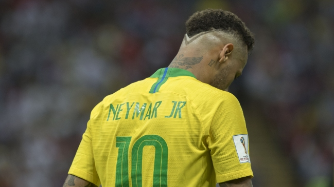 Neymar rompió el silencio tras eliminación de Brasil  Es el momento más  triste de mi 0cb6bee1e6