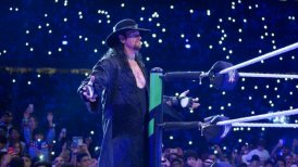 The Undertaker volvió a luchar en un evento en vivo de WWE