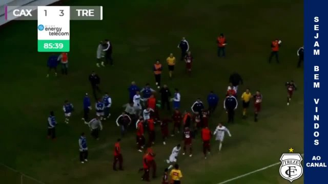 Video  Un golazo desató feroz batalla campal en la cuarta división del fútbol  brasileño - AlAireLibre.cl d4a9483c731