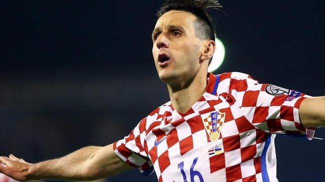 Kalinic, el mundialista de Croacia que verá la Final por televisión
