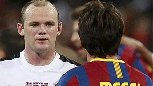 El crack, también habló sobre su relación con Lionel Messi - Deportivo