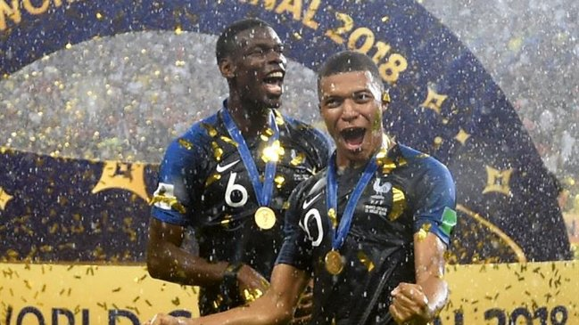 Maduro declaró que triunfo de Francia en el Mundial era de África