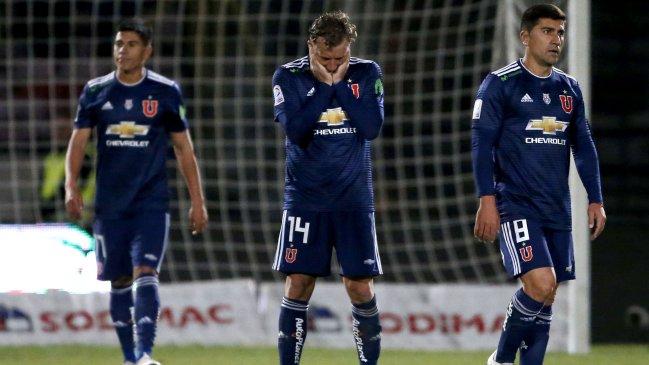 Huachipato arruinó la fiesta de Universidad de Chile en el Nacional con un empate en la agonía