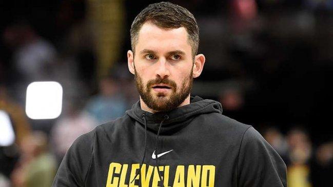 Kevin Love firma nuevo contrato con los Cavaliers por 4 años
