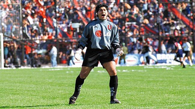 Así fue el debut de Johnny Herrera en torneos nacionales hace 19 años - AlAireLibre.cl