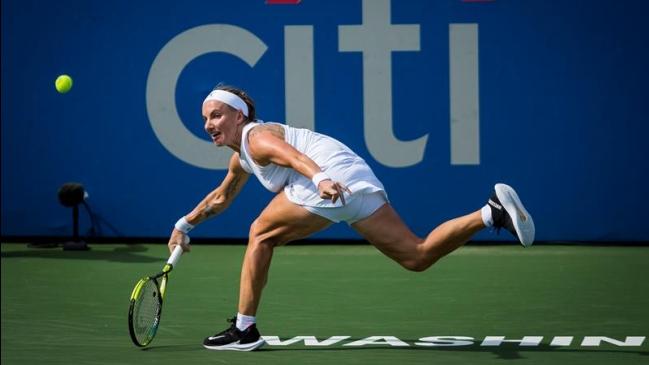 Svetlana Kuznetsova ganó en el WTA de Washington su primer título desde el 2016