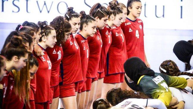 Chile fue doblegado por Dinamarca en la cuarta fecha del Mundial ...