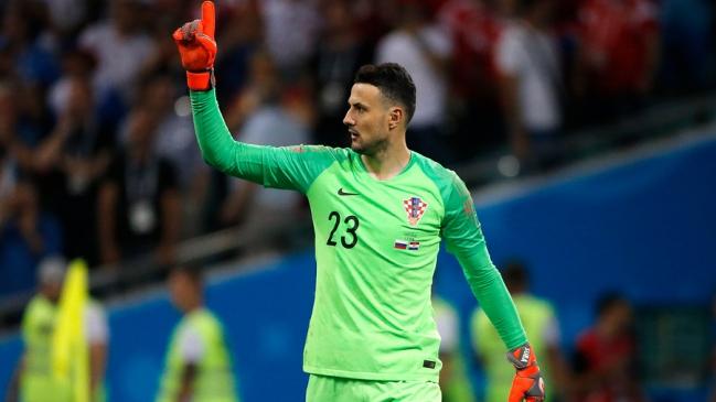 23bdf3ffa2998 Foto  Aton Chile Portero Danijel Subasic anunció que se retira de la  selección de Croacia