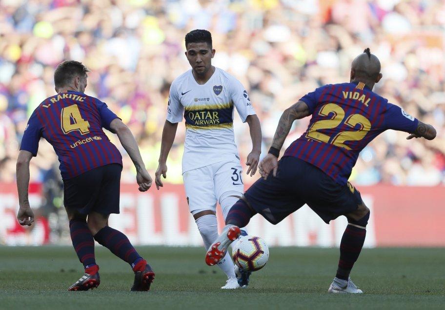 Camiseta FC Barcelona Vidal