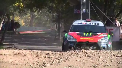 La notable jornada final del Gran Premio de Curicó de Rally Mobil