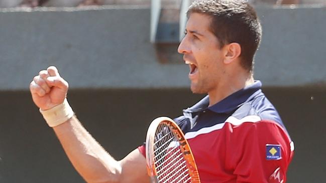 Hans Podlipnik ganó su segundo título de la temporada — Tenis