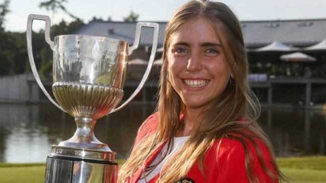 La golfista española Celia Barquín, de 22 años, asesinada en Estados Unidos