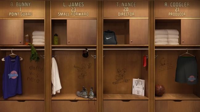 Confirman Space Jam 2 con LeBron James