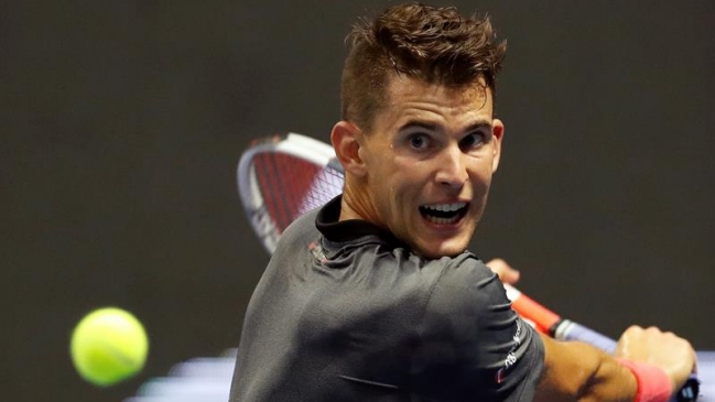 Dominic Thiem en estado de gracia — ATP San Petersburgo