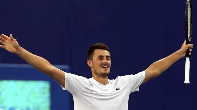 Fognini y Tomic disputarán la final en Chengdu