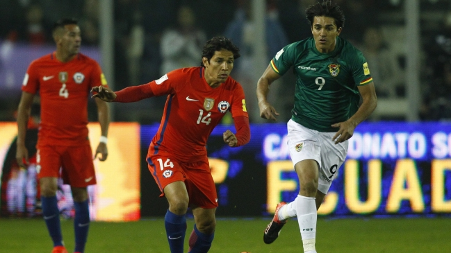 Cuándo fue la última vez que Matías Fernández jugó por Chile ... 7dfe6ebe122fe