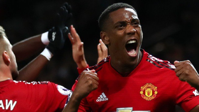 El gol que Anthony Martial anotó ante Newcastle le costó 10 millones de euros a Manchester United