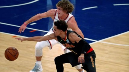 New York Knicks superó con holgura a Atlanta Hawks en el Madison Square Garden