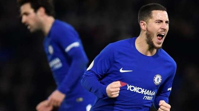 Si no voy a España no es un problema — Eden Hazard