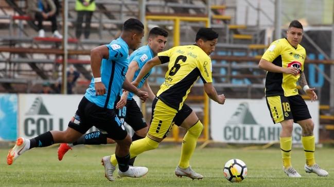 Foto Photosport Deportes Iquique Y San Luis Protagonizaron Un Vibrante Empate Que Incluyo Polemica