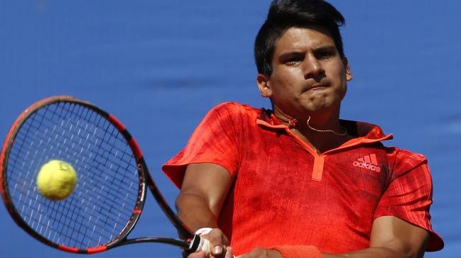 El tenista chileno Christian Garín gana el Challenger de Lima - Actualidad