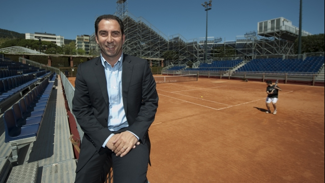 Albert Costa será el director de torneo final de Copa Davis