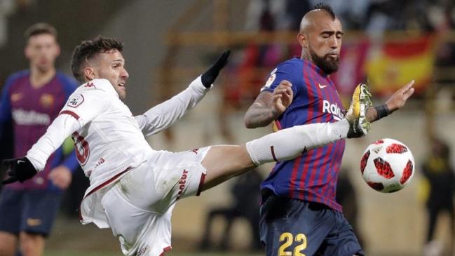 Ernesto Valverde sobre Arturo Vidal: