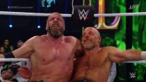 Degeneration X derrotó a The Undertaker y Kane en el Crown Jewel de WWE en Arabia Saudita