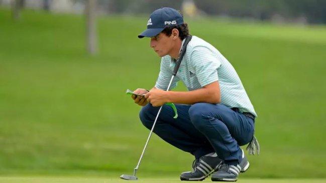 Matt Kuchar es virtual campeón del Mayakoba Golf Classic
