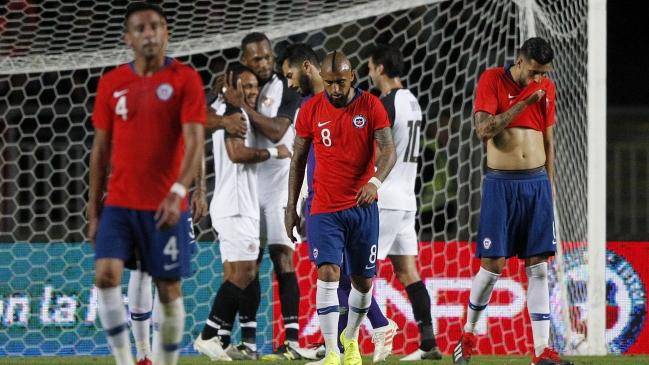 Un errático Chile sufrió ante la efectividad de Costa Rica en el estreno de Rueda como local
