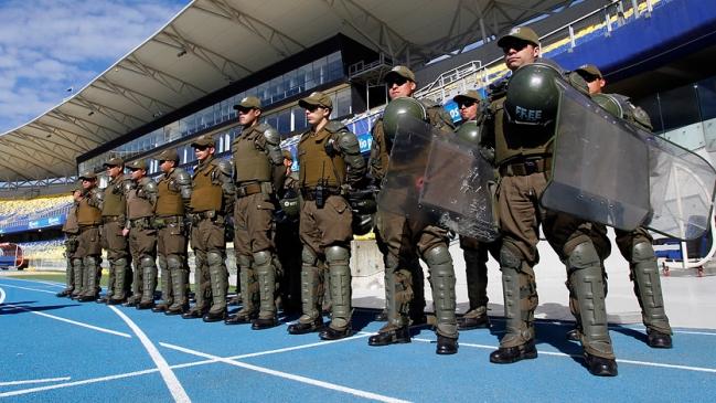 El partido de la Roja con Honduras en Temuco se jugará bajo medidas especiales de seguridad