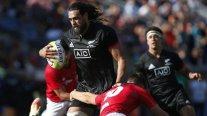 Los Maorí All Black le ganaron de forma inapelable a Chile en su histórico encuentro