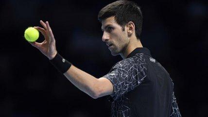 El sólido triunfo de Novak Djokovic sobre Kevin Anderson para avanzar a la final en Londres