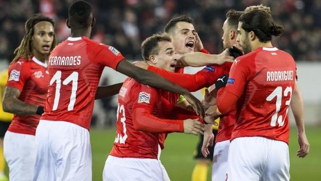Suiza sorprendió, avanzó y eliminó a Bélgica - Fútbol