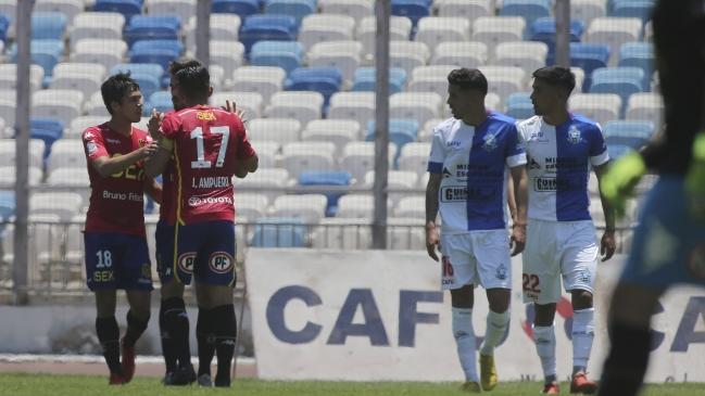 Resultado de imagen para antofagasta 1-1 union española