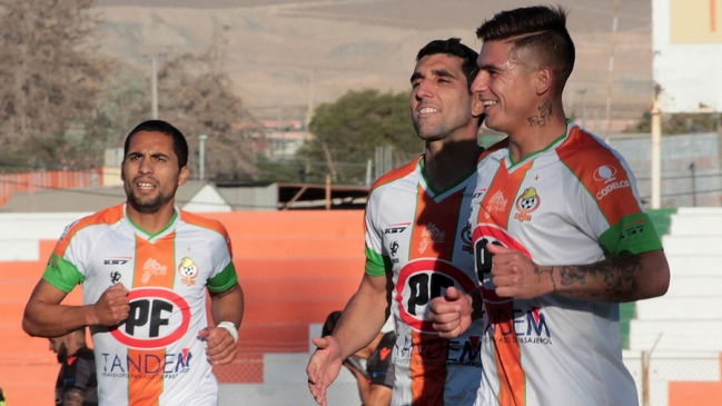 [Video] Cobresal dio el primer golpe ante Cobreloa en la final por el ascenso
