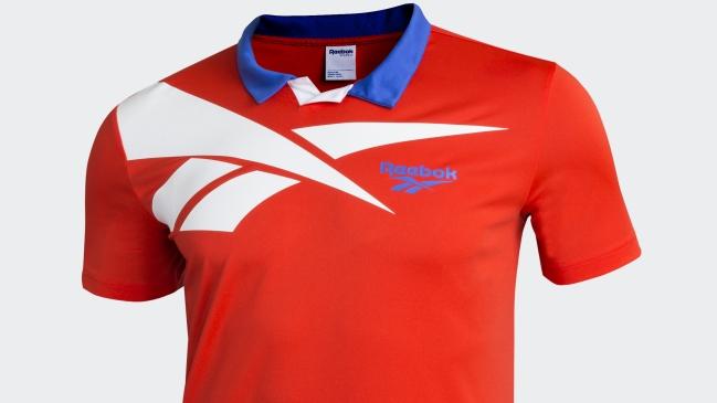 Reebok reeditó la camiseta mundialera de la Roja en Francia 1998 ... a8092a13b3203
