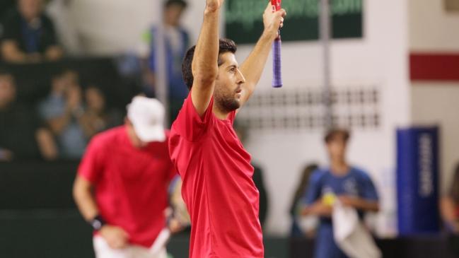 Nicolás Massú entregó la nómina para enfrentar a Austria por Copa Davis