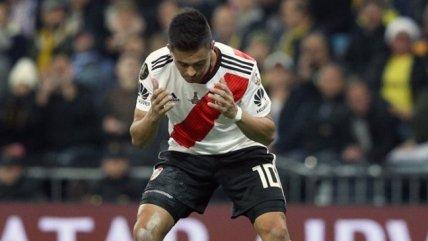 Gonzalo Martínez selló el título de River Plate sobre Boca en la final de la Libertadores