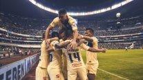 América aplastó a Pumas de Felipe Mora y Martín Rodríguez y avanzó a la final de la liga mexicana