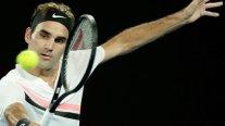 Roger Federer estudia regresar a los torneos de arcilla en 2019
