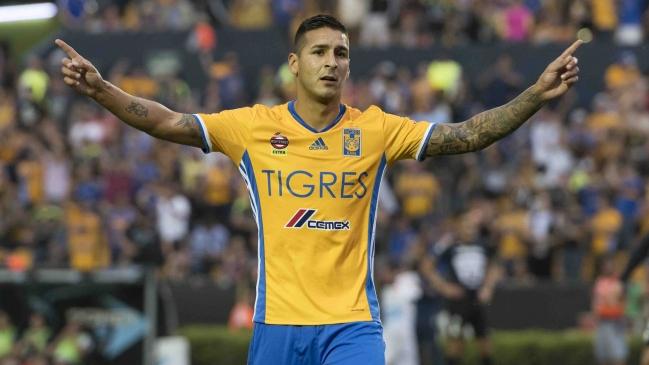 Ismael Sosa dejará a Tigres e irá a Tuzos de Pachuca