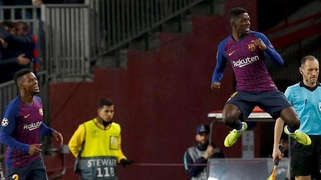 Dembélé pidió perdón a sus compañeros en el Barcelona