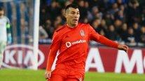 Besiktas de Medel y Roco busca la clasificación a la siguiente fase en la Europa League